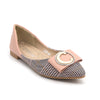 Girls Pumps S992-B1 (14B1) - Pink