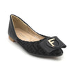 Girls Pumps S992-304 (13Z1) - Black