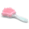 Baby Hair Brush - Cyan
