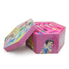 Women's Fancy Slipper  S-09 - Brown