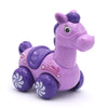 Wind Up Horse - Purple
