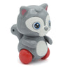 Wind Up Squirrel - Grey