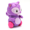 Wind Up Squirrel - Purple