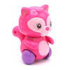 Wind Up Squirrel - Pink