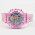 Kids Digital Light Watch - Light Pink
