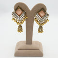 Women's Fancy Ear Tops - Peach