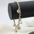 Women's Bracelet - Golden