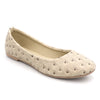 Women's Fancy Pumps 2118 - Beige