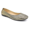 Women's Fancy Pumps 1915-B - Golden