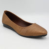 Women's Pump (091) - Brown