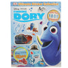 Dory 1000 Stickers Book - Multi