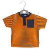 Eminent Newborn Boys T-Shirt - Orange - test-store-for-chase-value