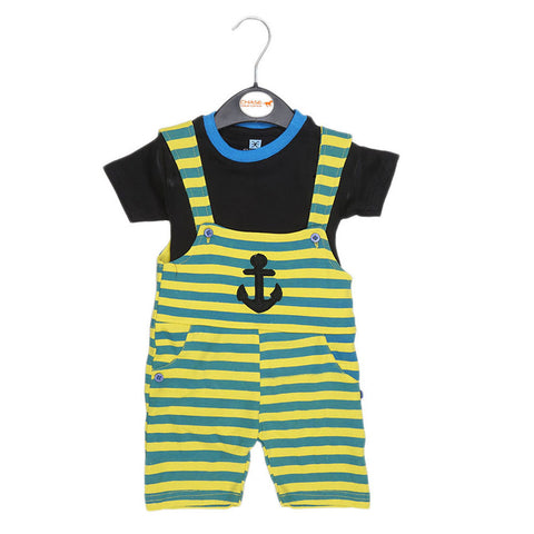 Eminent Newborn Romper - Black - test-store-for-chase-value