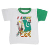 Boys 14th August T-Shirt - White