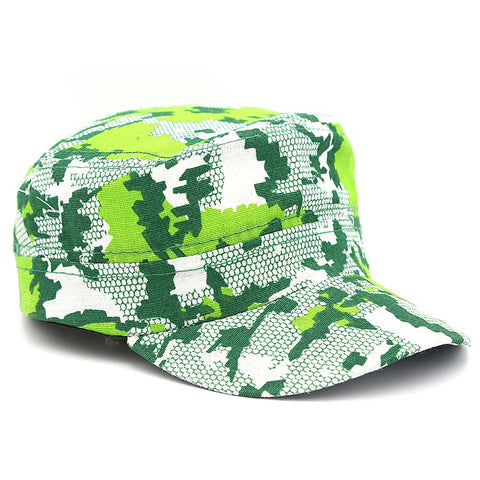 14th August Kid's Azadi Cap - Green