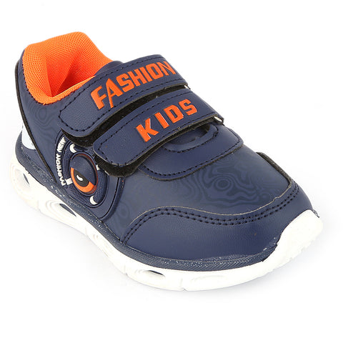 Boys Joggers (F2-1) - Navy Blue