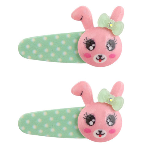 Girls Hair Clip - Green - test-store-for-chase-value