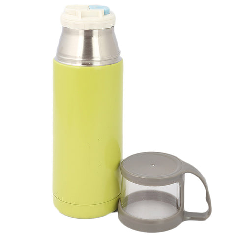 Steel Flask Bottle 350 ml - Green