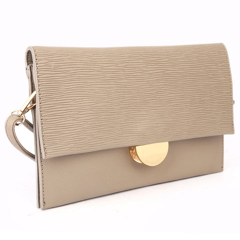Women's Clutch A282 - Grey