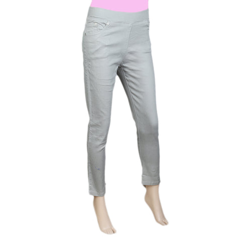 Women's Jegging - Grey