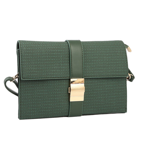 Women's Clutch H076 - Green