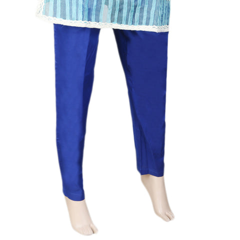 Women's Basic Trouser - Royal Blue
