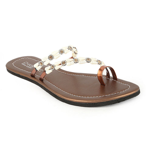 Women's Slipper  (J-530) - Copper