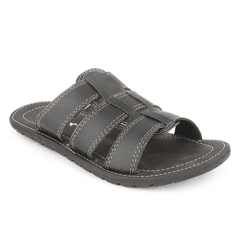 Men's Slippers (746) - Black