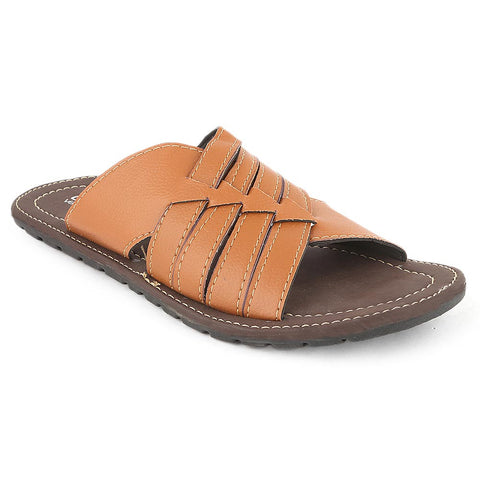 Men's Slippers (760) - Brown