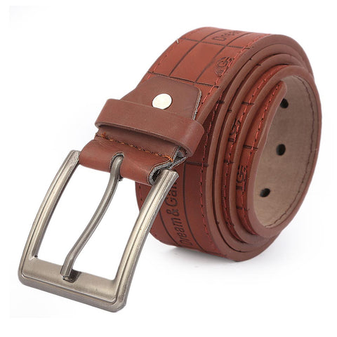 Men's Belt - Dark-Brown