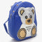Girls backpack 7572A - Royal Blue