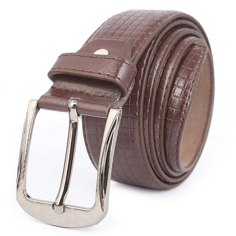 Men's Belt - Brown