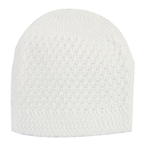 Prayer Cap (Namaz Topi) - White