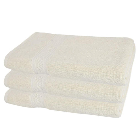 Bath Towel - Off White - test-store-for-chase-value