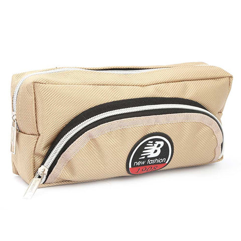 Pencil Pouch (IC-5) - Beige