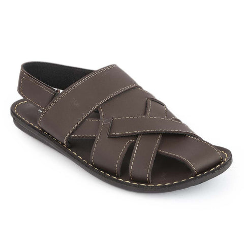 Men's Sandal (1209) - Brown