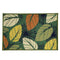 Printed Door Mat 19 x 29 - Green