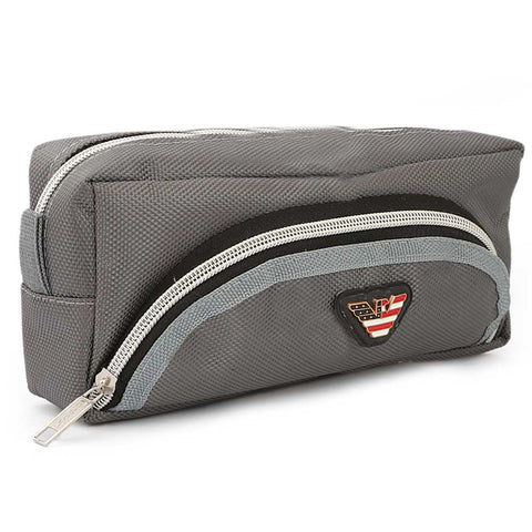 Pencil Pouch (IC-5) - Grey