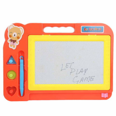 Magic Slate (2007A) For Kid - Red