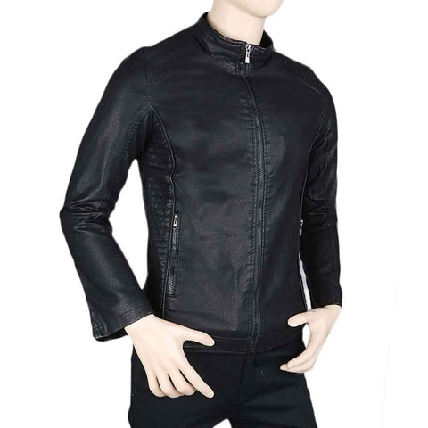 Men's Jacket (1802) - Black