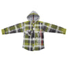 Boys Full Sleeves Casual Shirt - Green