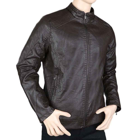 Men's Jacket (9201) - Coffee