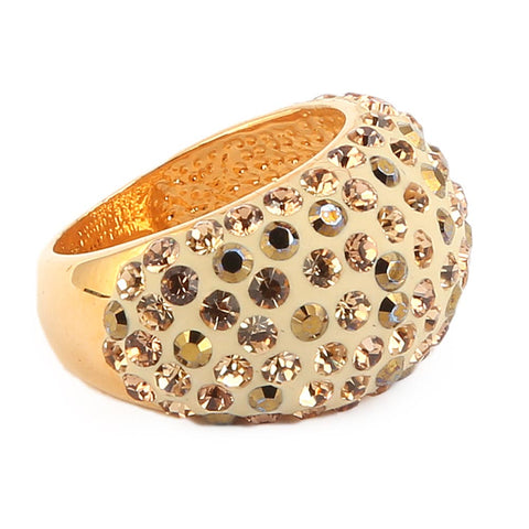 Women's Fancy Ring - Golden