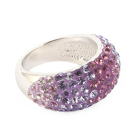 Women's Fancy Ring - Purple