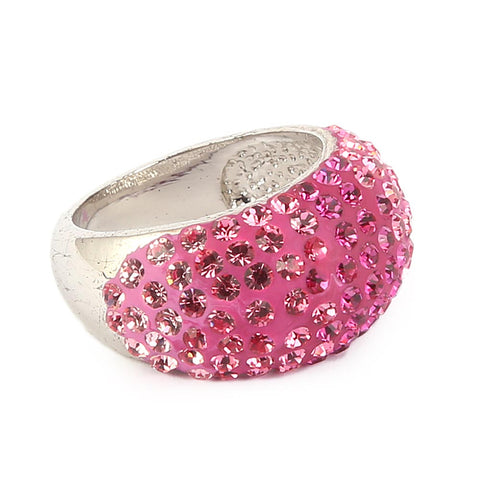 Women's Fancy Ring - Pink