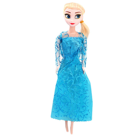Frozen Doll - Blue