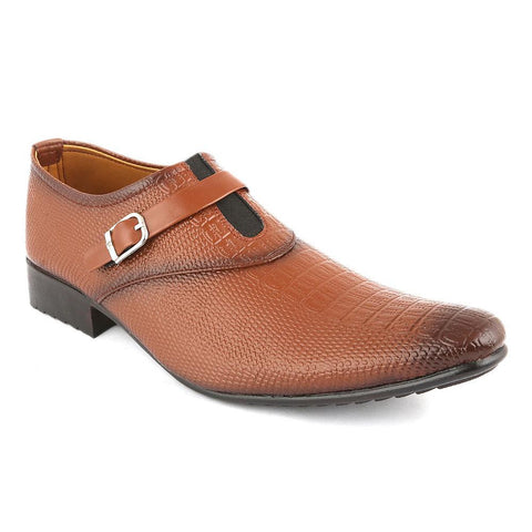 Men's Formal Shoes (00091) - Brown - test-store-for-chase-value