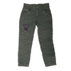 Boys Cotton Pant - Olive Green