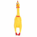 Rubber Hen Whistle - Yellow