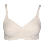 Women's Cotton Bra (201) - Skin